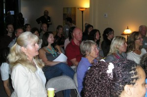Our presenters know how to hold an audience's attention!