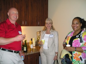 Tom, LeeAnn & Rachael