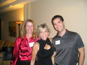 MIOH'S Team - Elaine, Marla and Andrew