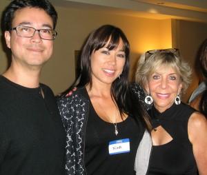 Michael, Nina, and Marla.