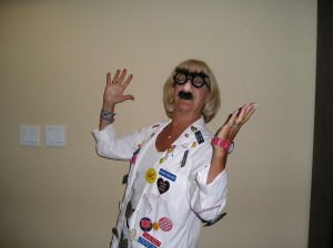 Presenter Jill Knox - Laughter and Humor