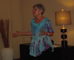 Presenter: Cynthia Tercha